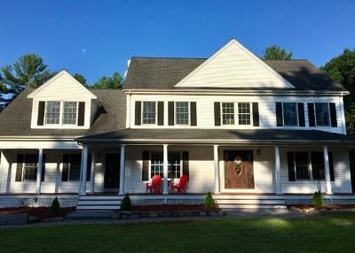 Norton MA Single Family Home For Sale: $850,000