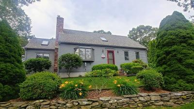 Harwich Single Family Home For Sale: 45 Christopher Way