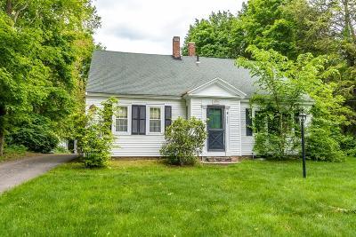 Bridgewater Single Family Home For Sale: 362 Summer St