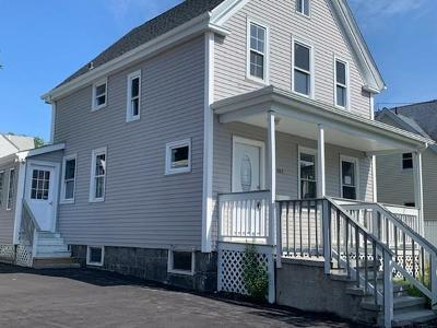 Quincy Single Family Home For Sale: 102 Federal Ave