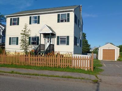 Marshfield Single Family Home For Sale: 46 Island St