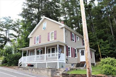 Belchertown Single Family Home For Sale: 33 Depot Street