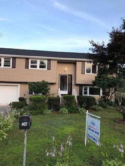 Randolph Single Family Home For Sale: 17 Katy Circle