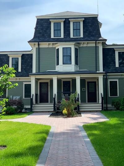 Newton Multi Family Home For Sale: 1110 Chestnut St