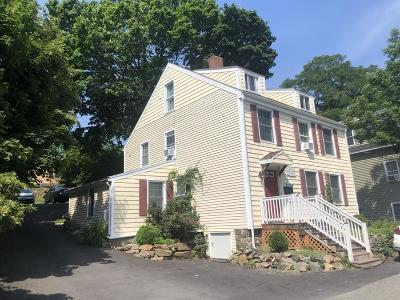 Beverly Multi Family Home Price Changed: 17 Vestry St