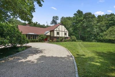 Norwell MA Single Family Home Back On Market: $830,000