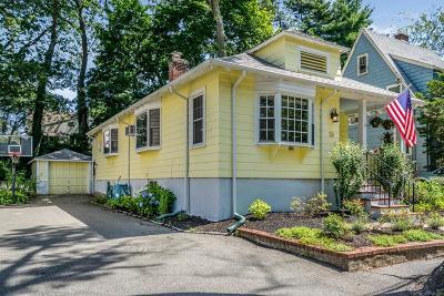 Milton Single Family Home Under Agreement: 50 Hudson St