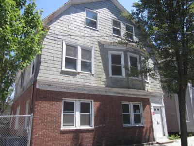Salem MA Multi Family Home For Sale: 39 Salem St