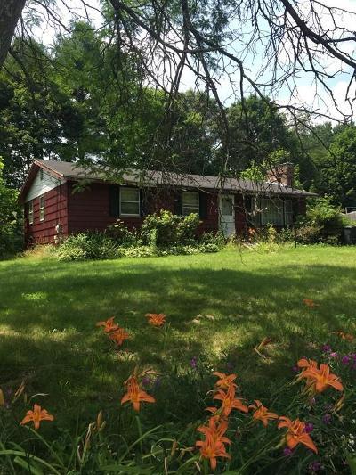 Framingham Single Family Home Under Agreement: 53 Roundtop Rd