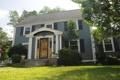 Newton Single Family Home For Sale: 106 Upland Ave
