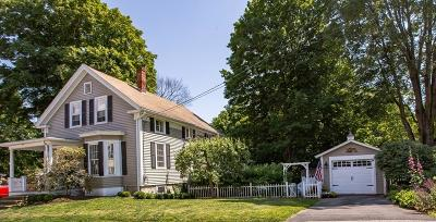 West Brookfield Single Family Home For Sale: 9 Mechanic St