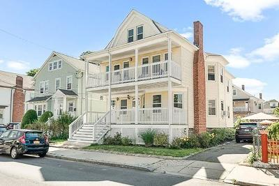 Medford Condo/Townhouse For Sale: 74 Evans St #76
