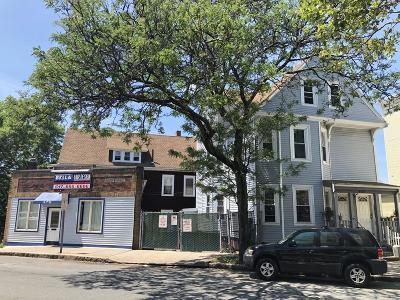 Somerville Multi Family Home For Sale: 476-478 Medford Street
