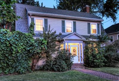 Arlington Single Family Home For Sale: 15a Oxford Street