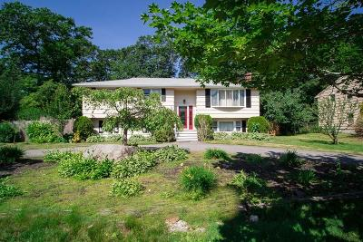 Brockton Single Family Home For Sale: 45 Rockland Drive
