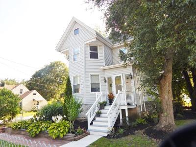 Brockton Single Family Home For Sale: 103 Belmont Ave