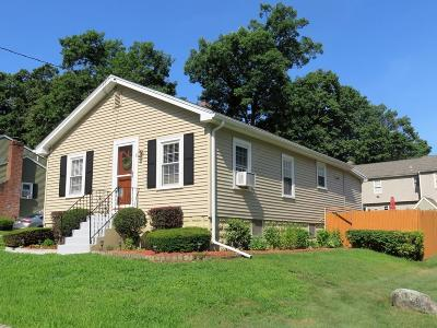 Natick Single Family Home For Sale: 9 Lookout Avenue