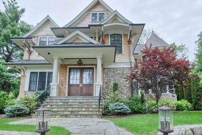 Newton Single Family Home For Sale: 88 Hyde Ave