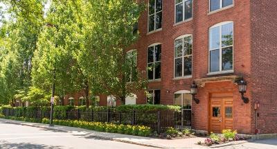 Wakefield Condo/Townhouse For Sale: 11 Lake Street #121