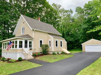 Whitman Single Family Home For Sale: 262 Winter St