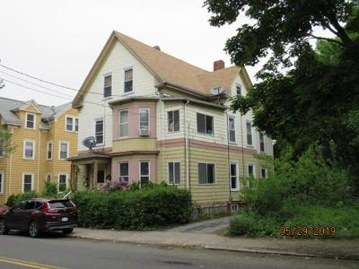 Lynn Multi Family Home For Sale: 115 Cottage St
