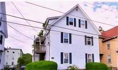 Attleboro Rental For Rent: 10 Holman Street #B