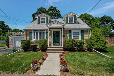 Woburn Single Family Home For Sale: 146 Green Street