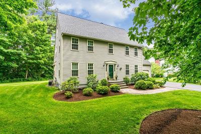 Natick Single Family Home For Sale: 2 Marston Lane
