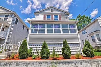 Revere MA Single Family Home For Sale: $419,900