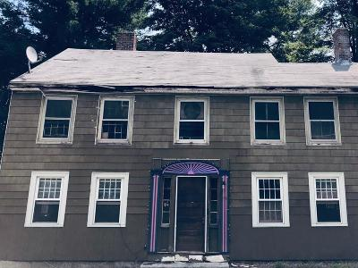 Upton Single Family Home For Sale: 16 Main St
