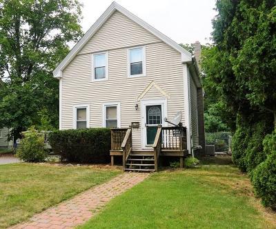 Taunton Single Family Home For Sale: 15 Whitehill St