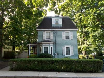 MA-Suffolk County Single Family Home For Sale: 66 Davison St