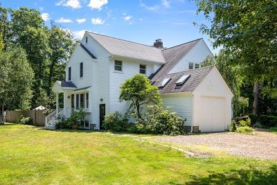 Hingham Single Family Home For Sale: 138 Central St