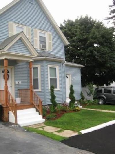 Brockton Single Family Home For Sale: 11 Morgan St