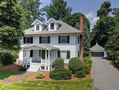 Andover Single Family Home New: 242 South Main St