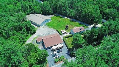 Freetown Single Family Home For Sale: 186 County Road