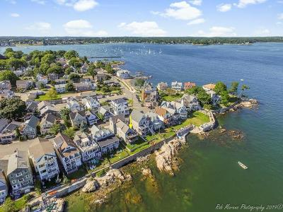 Salem MA Single Family Home New: 110 Bay View Ave