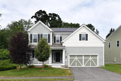Hopkinton Single Family Home Contingent: 23 Ryegrass Circle