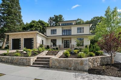 Newton Single Family Home For Sale: 87 Levbert Rd
