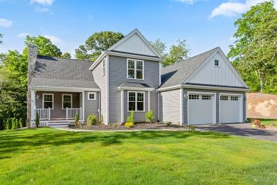 Sandwich Single Family Home For Sale: 261 Old County Road