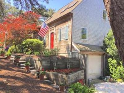 Wellfleet Single Family Home For Sale: 45 Marven Way