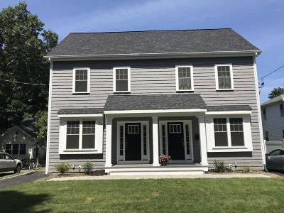 Newton Single Family Home For Sale: 69 Charles Street