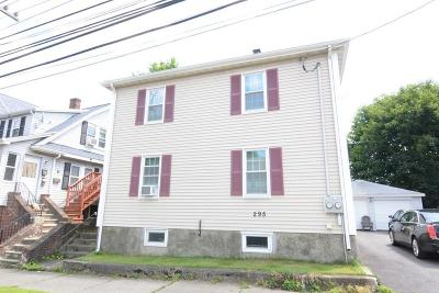 Wakefield Multi Family Home New: 295 Water St