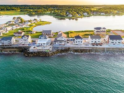 Scituate, Cohasset, Hanover, Marshfield, Hingham, Kingston, Duxbury, Plymouth, Braintree Single Family Home New: 75 Surfside Rd