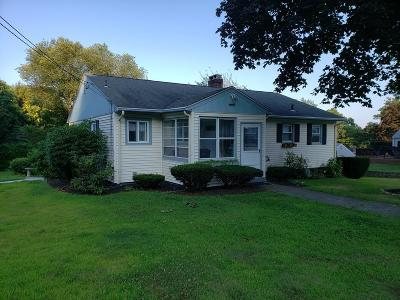 RI-Providence County Single Family Home For Sale: 16 Oak Hill Dr