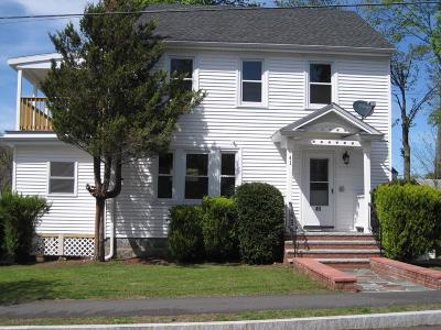 Quincy Single Family Home Under Agreement: 41 Hilltop Street