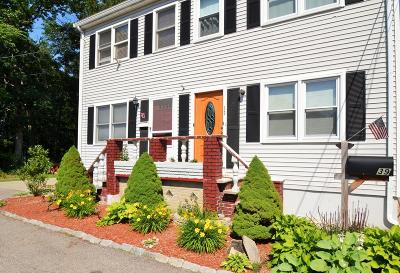 MA-Suffolk County Single Family Home For Sale: 39 Hale St