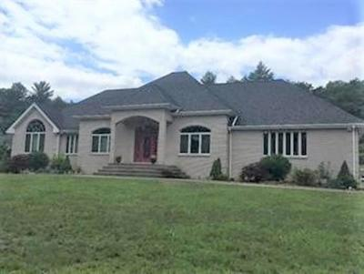 Freetown Single Family Home For Sale: 20 Dunham Rd
