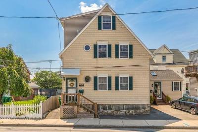 Medford Condo/Townhouse For Sale: 34 Vine St #4