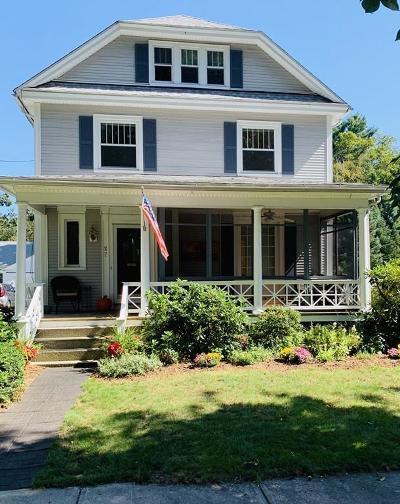 Single Family Home New: 27 S Park Ave